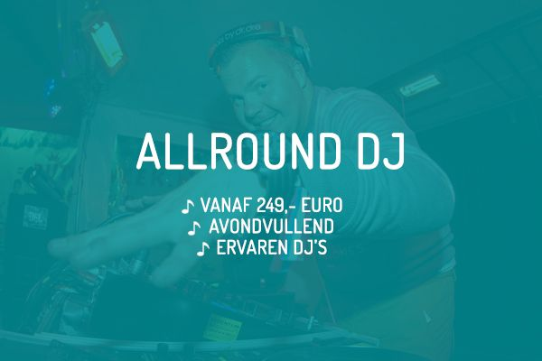 Allround-dj-huren