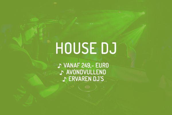 House-dj-huren