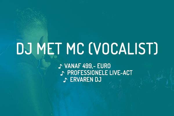 Mc-vocalist-dj-huren