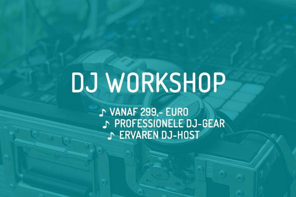 Dj-workshop-dj-huren